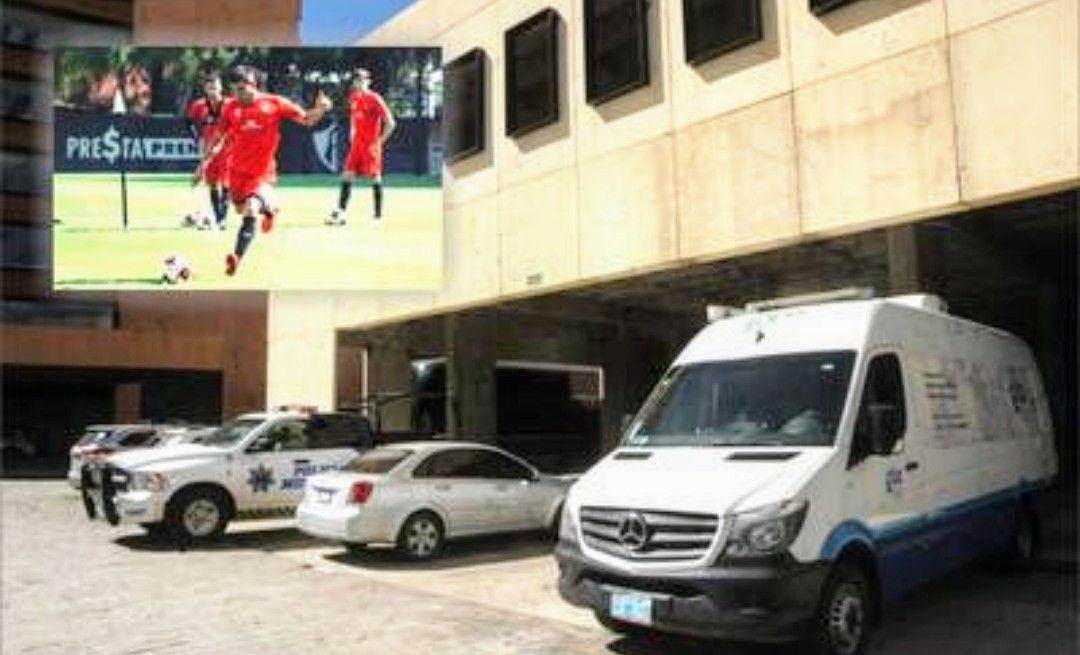 Photo of Reportan robo a jugadores de Atlas en León
