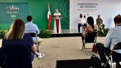 Photo of México tiene menos problemas con la pandemia que EU: AMLO