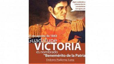 Photo of Dolores Padierna confunde a Guadalupe Victoria con Santa Anna