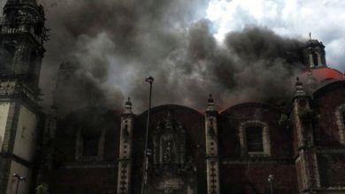 Photo of Reportan, otra vez, fuego en la Parroquia Santa Veracruz