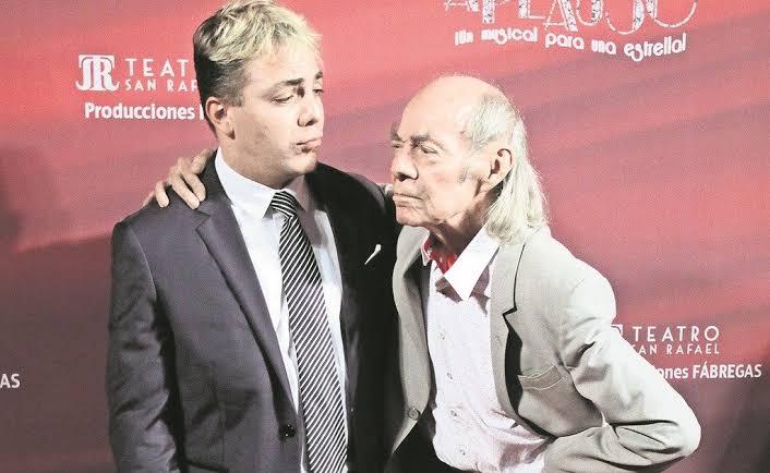 """Photo of Christian Castro despide a su papá """"El Loco"""" Valdés con videomensaje"""