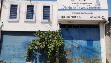 Photo of Atacan oficinas del periódico Diario de Iguala