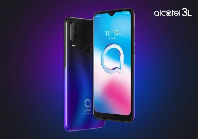 Photo of Alcatel presenta nuevo smartphone