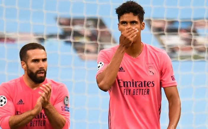 Photo of Esta derrota es mi culpa: Varane tras eliminación del Madrid