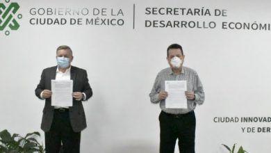 Photo of Firma convenio con tiendas SUPERISSSTE para vender productos básicos