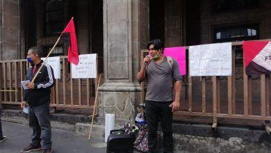 Photo of Frente de Trabajadores en Lucha demanda más empleos