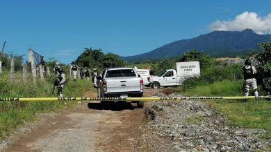 Photo of Hallan el cadáver de un hombre con disparos, en la colonia Nueva Santa María