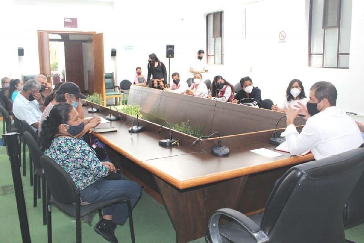 Photo of Atiende Ayuntamiento peticiones de Antorcha Campesina
