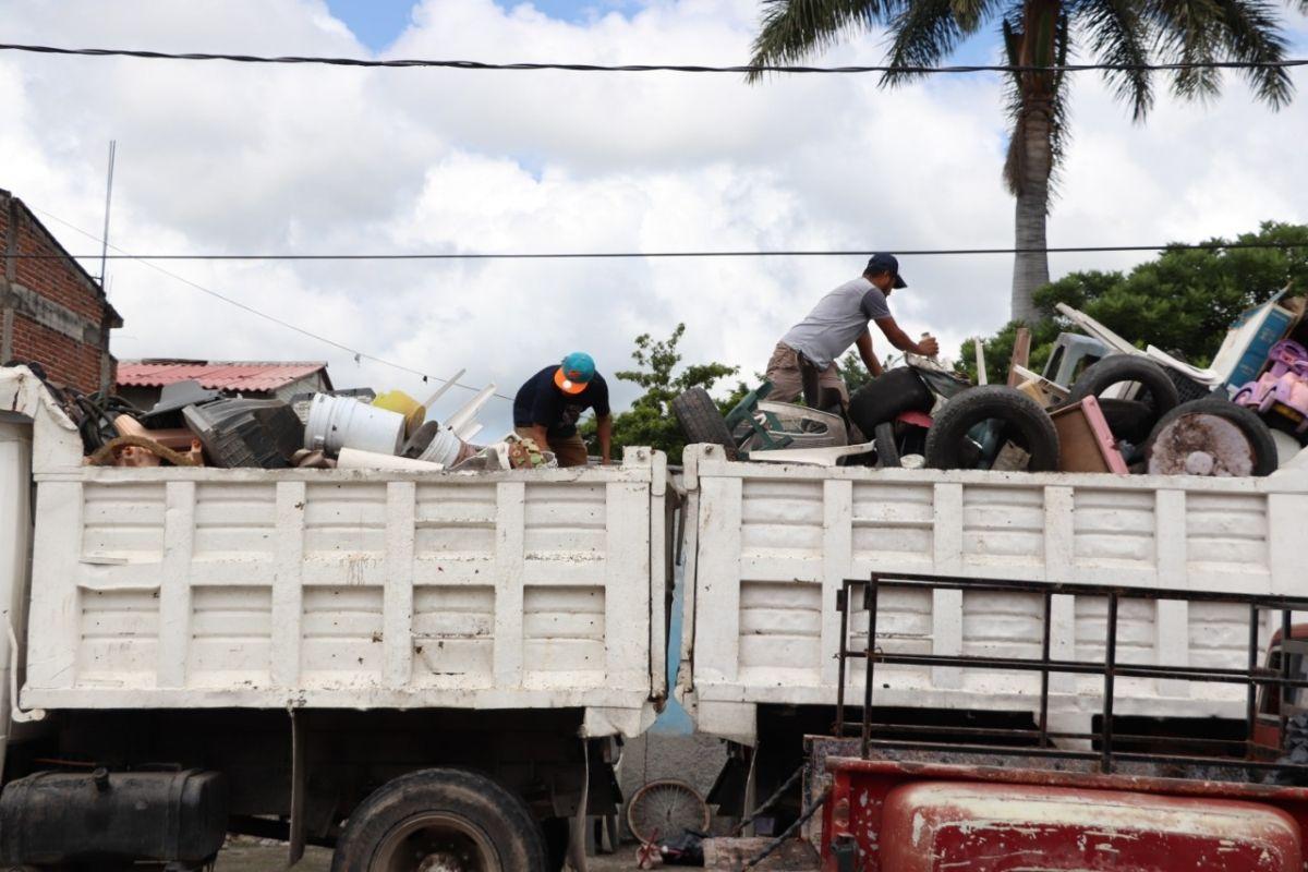 Photo of Realizan tercera jornada de descacharrización en Tlaquiltenango