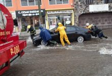 Photo of Atiende PC Cuernavaca reportes de inundaciones y encharcamientos