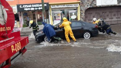 Photo of Atiende PC Cuernavaca reportes de inundaciones y encharcamientos