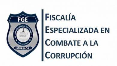 Photo of Imputa FECC a un policía de Cuernavaca por falsear información para pensionarse