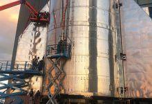 Photo of Elon Musk muestra la parte inferior del nuevo prototipo de la nave espacial Starship