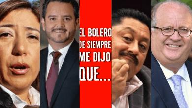 Photo of El bolero de siempre me dijo que…