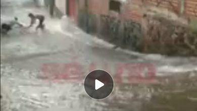Photo of #Video Inundaciones en varias zonas de #Cuernavaca, tras tormenta vespertina