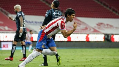 Photo of Mira en vivo Necaxa vs Chivas en Guardianes 2020
