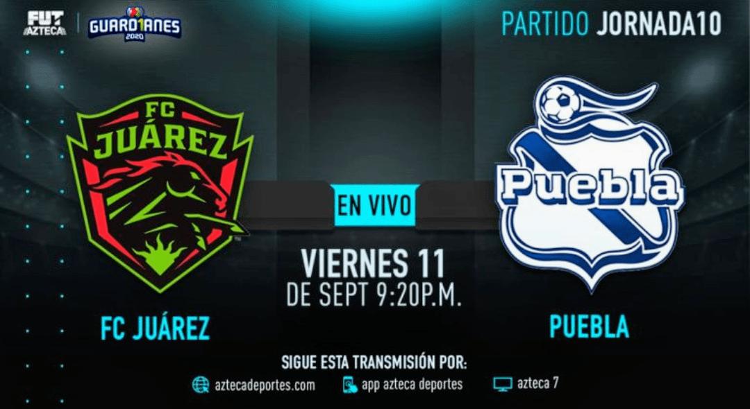 Photo of No te pierdas por Azteca Deportes el FC Juárez vs Puebla en Guardianes 2020