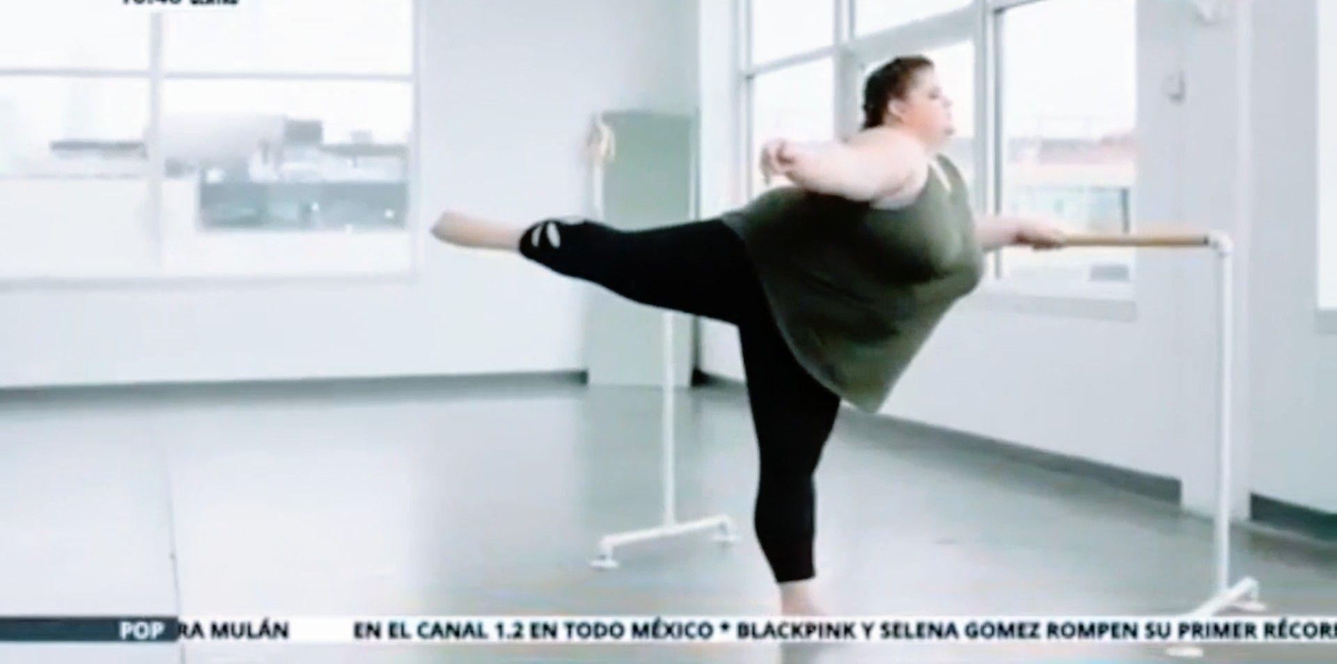 Photo of Lizzy Howell, la bailarina de ballet que rompe estereotipos