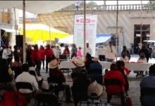 Photo of Lanzan huevos y tomates a Noroña en evento celebrado en Hidalgo