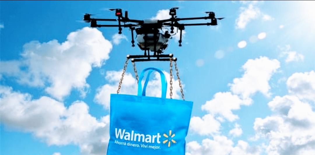 Photo of Walmart usará drones para entregar pruebas de COVID-19