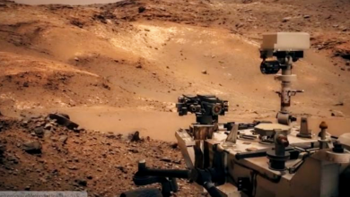 Photo of Encuentran cuerpos líquidos debajo de la superficie de Marte