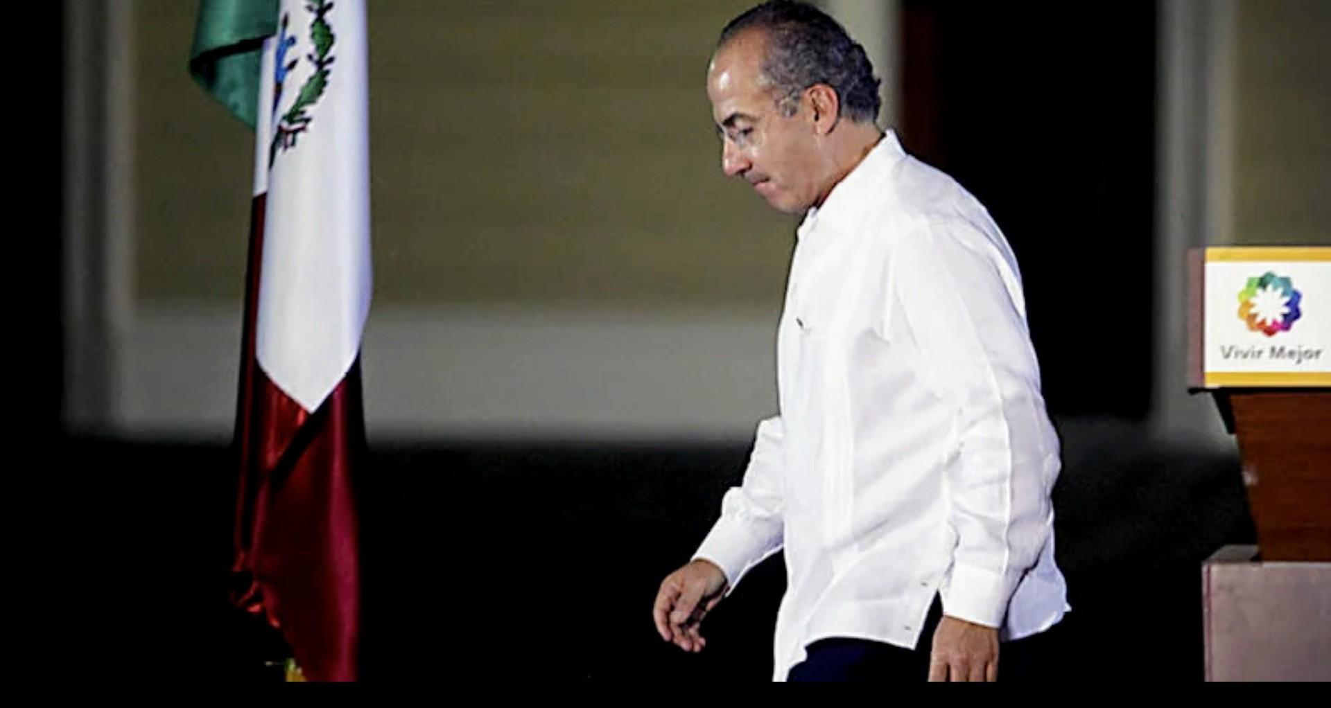 Photo of Destino de Calderón es ser enjuiciado en EU por su relación con el narcotráfico: Lemus