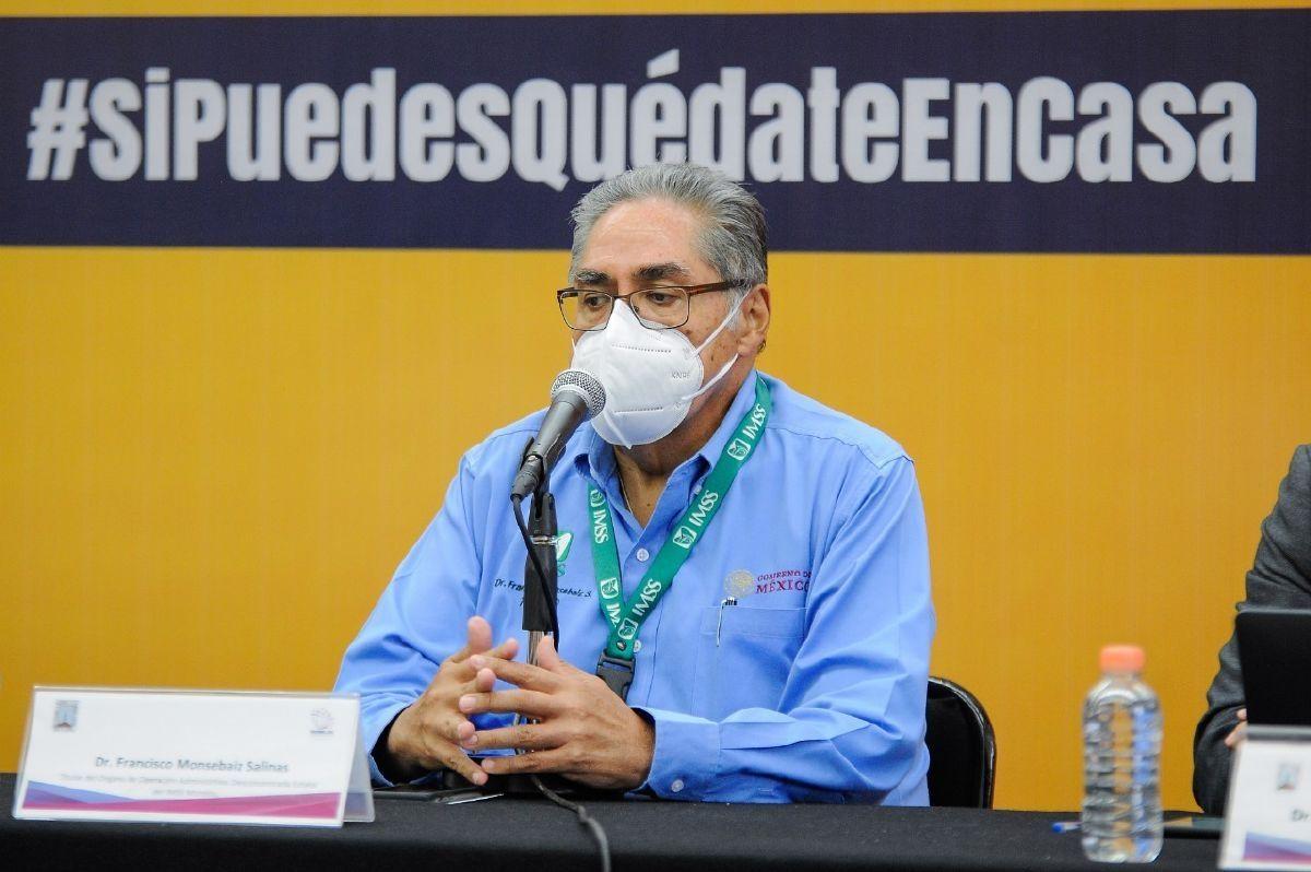 Photo of Falleció ayer el delegado del IMSS