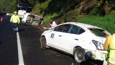 Photo of En un sólo día, hasta 20 accidentes en la autopista México-Cuernavaca