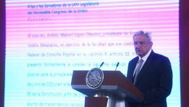 """Photo of """"El tribunal que nos juzga, es el de nuestra conciencia"""", dice AMLO"""