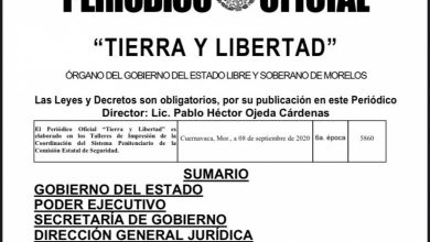 Photo of Designa Secretaría de Gobierno a inspectores de notarías públicas