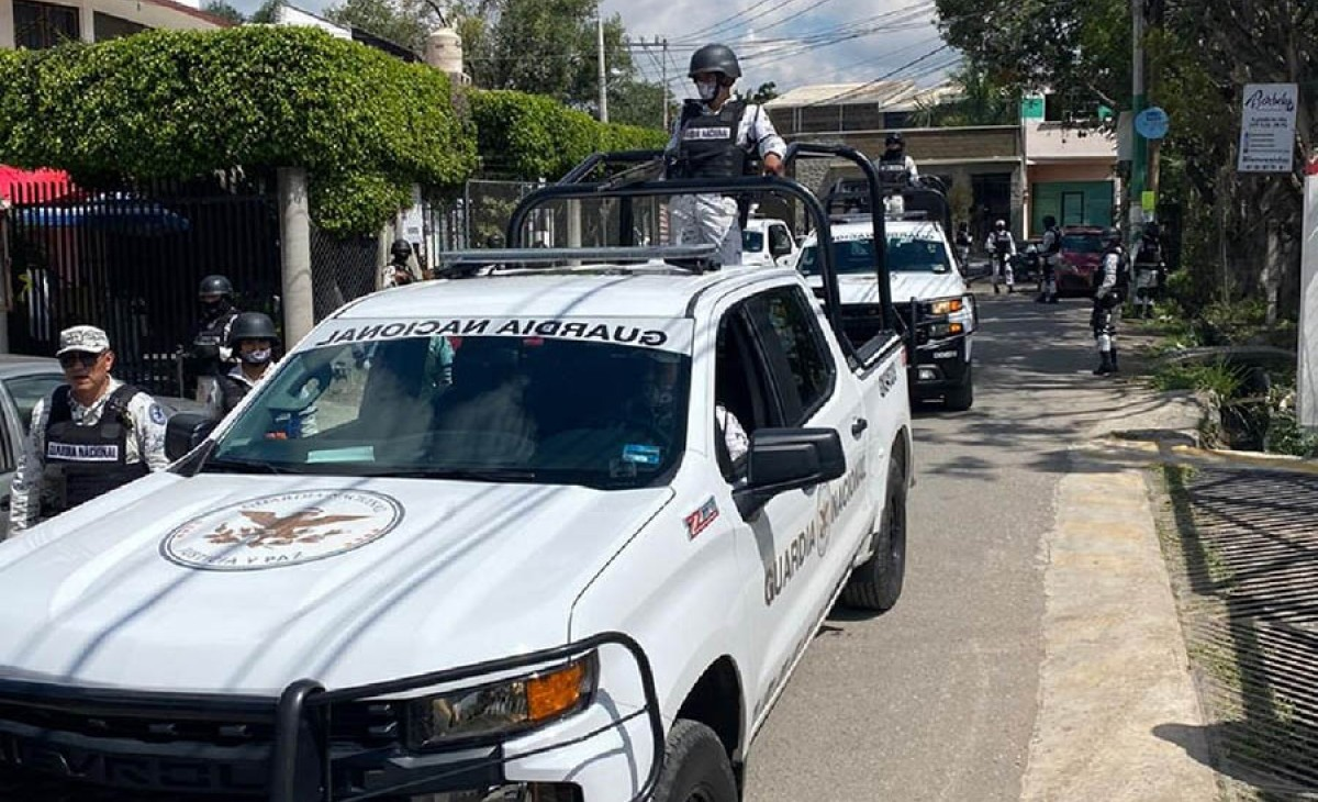 Photo of Llega Guardia Nacional a Acapantzingo