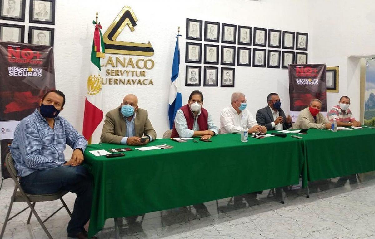 Photo of Anuncian campaña 'No más corrupción. Inspecciones seguras.'