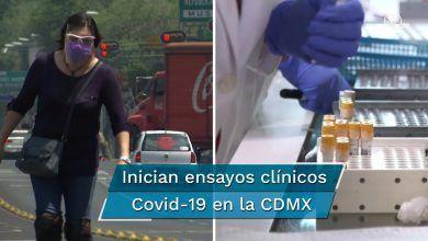 Photo of Seleccionan a pacientes de CDMX para ensayo clínico contra Covid-19