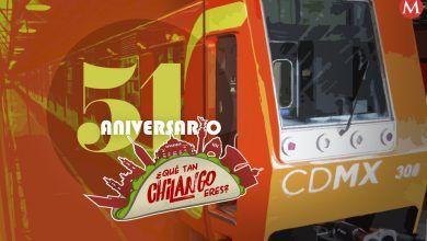 Photo of Metro de la CDMX cumple 51 años