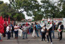 Photo of Organizaciones campesinas se manifestaron en el Centro de Cuernavaca