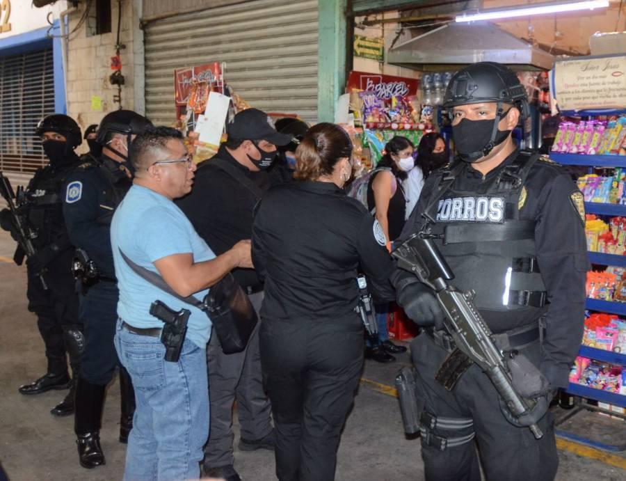 Photo of Operativo en Central de Abastos; hallan droga en al menos 4 locales