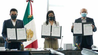 Photo of Firman IMSS y SNTSS convenio de aumento salarial al Contrato Colectivo de Trabajo