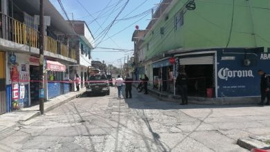 Photo of Frente a su familia, matan a un panadero en Tejalpa