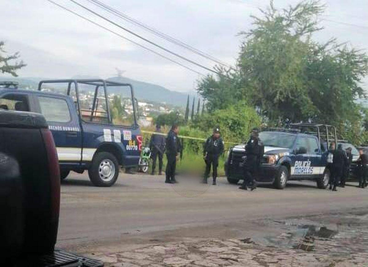 Photo of Asesinan a tiros a un hombre en la carretera local Jojutla-Yautepec