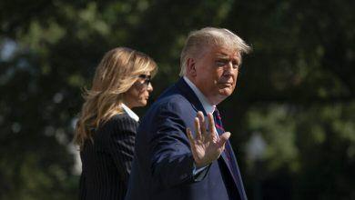 """Photo of Trump muestra """"fatiga"""", pero está de """"buen ánimo"""", dice su médico"""