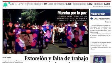 Photo of 🚨⚡️ #Portada_Morelos Extorsión y falta de trabajo provoca que ingenieros abandonen Morelos #El_Universal 🚨⚡️