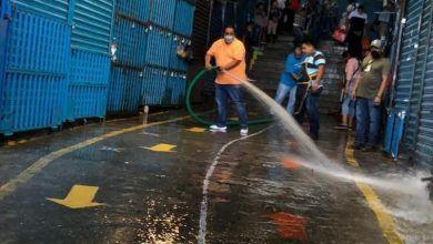 Photo of Ayuntamiento de Cuernavaca realiza limpieza en mercado Adolfo López Mateos