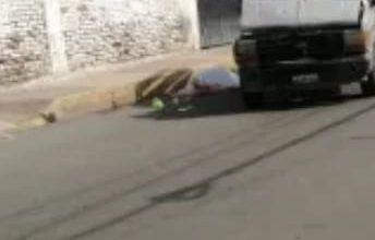 Photo of Atropellan a ciclista de la tercera edad, el responsable casi es linchado