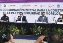 Photo of Cuauhtémoc Blanco Bravo afirmo que en Morelos no hay cabida par la impunidad y se aplica el Estado de Derecho