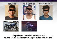 Photo of Detiene Mando Coordinado Policía Morelos a 4 hombres por posesión de vehículos con reporte de robo