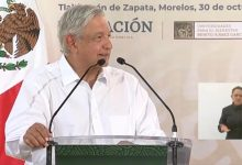 Photo of Inicia AMLO gira en Morelos