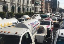 Photo of Protestan frente a Segob contra gaseras clandestinas en Edomex