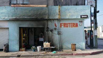 Photo of Incendian frutería y pollería por negarse a pagar extorsión