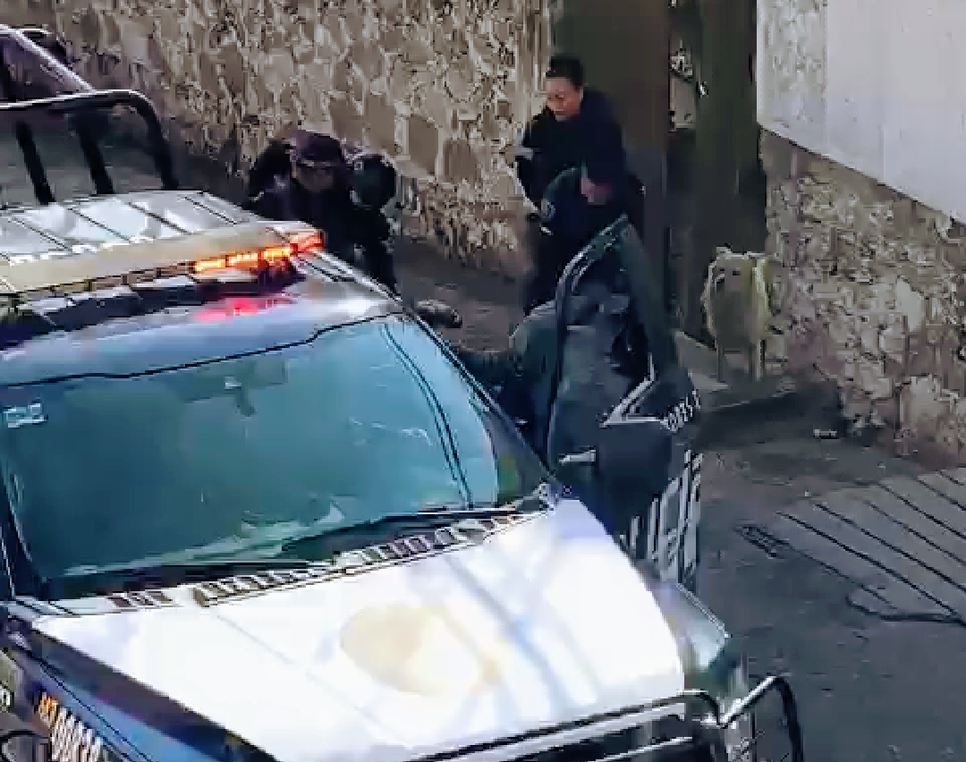 Photo of Detención de un presunto delincuente en Temixco