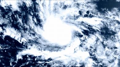 "Photo of Activan alerta naranja por la tormenta tropical ""Zeta"" en QR y Yucatán"